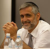 Eli Yishai and Bottles.jpg