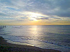 Sunset in Bat Yam, Israel 2011.jpg