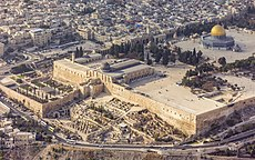 2013(2)-Aerial-Jerusalem-Temple Mount-Al-Aqsa and Dome of the Rock (SE exposure).jpg